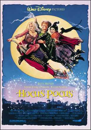 Hocus Pocus 1993 BRRip 720p Dual Audio in Hindi English