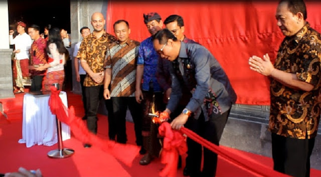 Alipai Bali China Begins Contribution of Bali Tourism