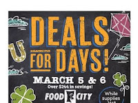 Food City Weekly Sale March 3 - 9, 2021