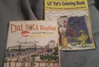Dat Nola Riverfront book  set