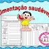 ATIVIDADES EDUCATIVAS ALIMENTAÇÃO SAUDÁVEL