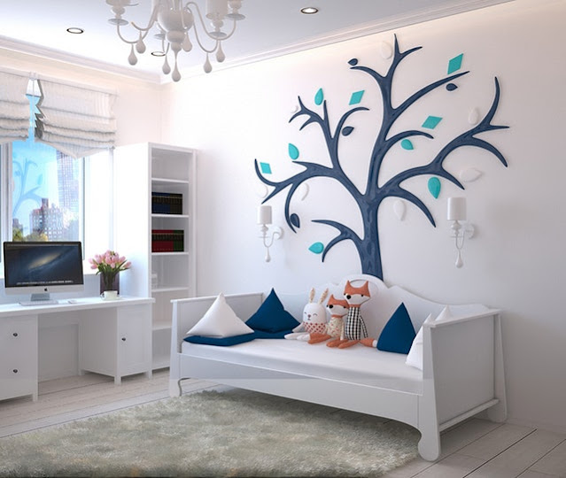 cara menata ruang tamu sederhana minimalis