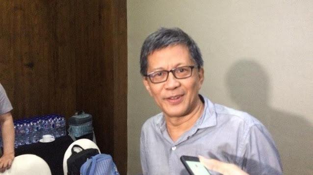 Prabowo Puji Jokowi, Rocky Gerung Beri Respon Monohok