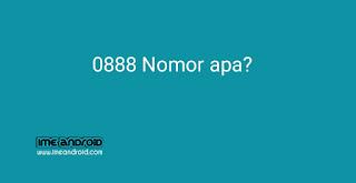 0888 nomor apa