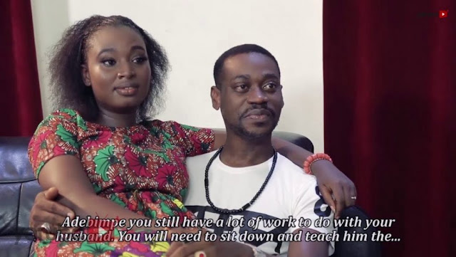 Why Lateef Adedimeji And I Can Never Date – Nollywood actress, Adebimpe Oyebade