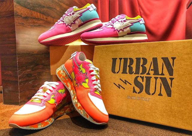 """現在、イタリアブランドのスニーカー【URBAN SUN(アーバンサン)】90年代のストリートファッションをイメージしたデザインと特徴が組み込まれ""""ダイナミック""""、""""力強さ""""、""""性能""""がアーバンサンのフィロソフィーとキーワード!"""