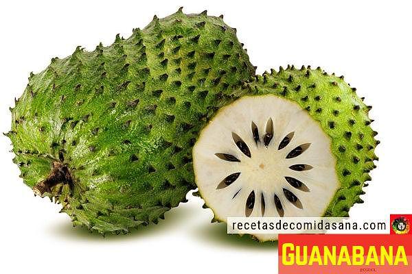 La Guanabana o graviola es la fruta por excelencia contra el cáncer