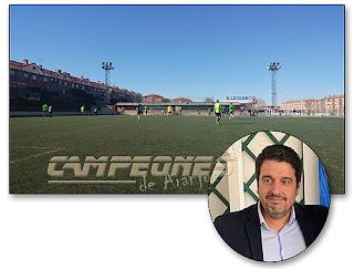 El Pinar fútbol Aranjuez