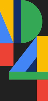 Google Pixel 4 Stock Wallpapers Download