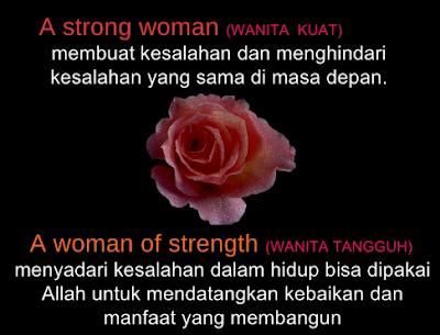 Tips Menjadi Wanita yang Kuat dan Tegar