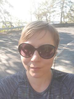 Kirjoittaja Pyynikillä tien mutkassa