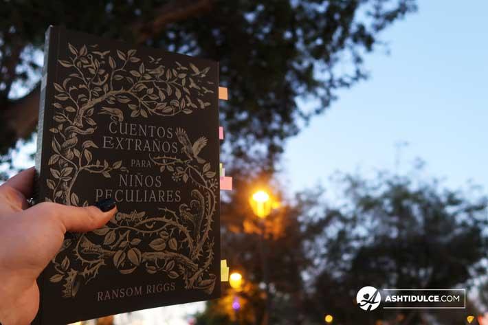 cuentos extraños para niños peculiares