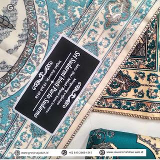 PROMO! Harga Souvenir Tahlil Murah Mulai 10ribuan Bisa Custom