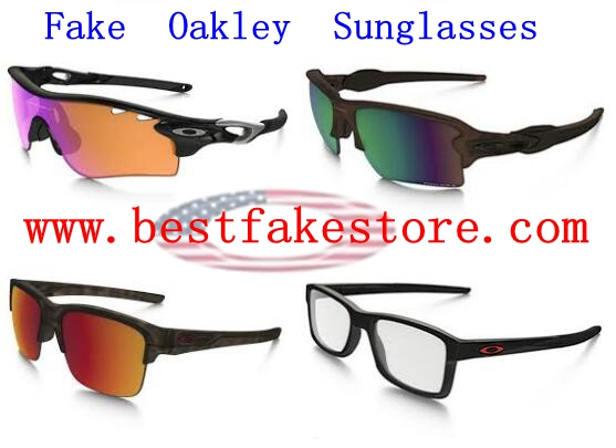 Fake Oakleys