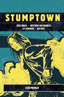 Stumptown tom 1 okładka