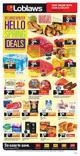 Loblaws Spring Deals Flyer April 27 to May 3