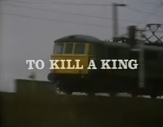 Title screen from To Kill A King