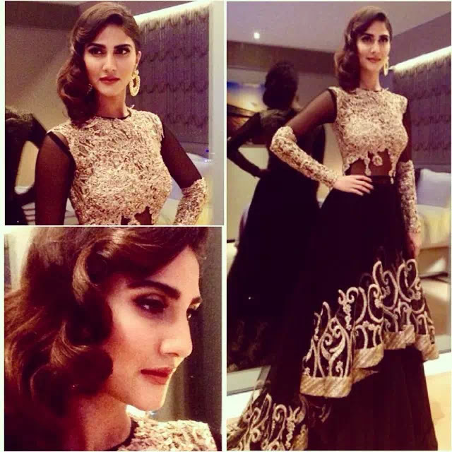 Vaani Kapoor Retro Waves