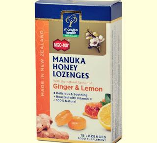 pareri forumuri bomboane cu miere de manuka mgo 400 cu ghimbir si lamaie