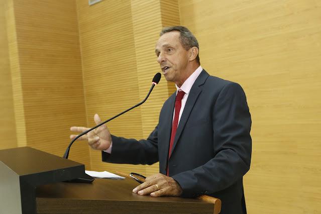 Lazinho da Fetagro sugere convocação do secretário estadual da Saúde