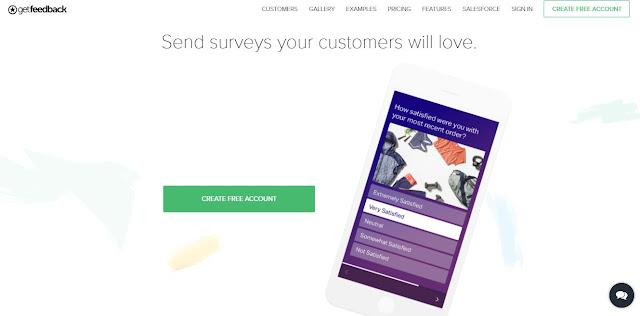 getfeedback online feedback widget