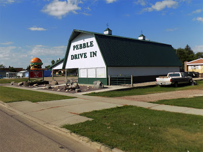 The Pebble Drive In is a Small Business in Herreid, SD.