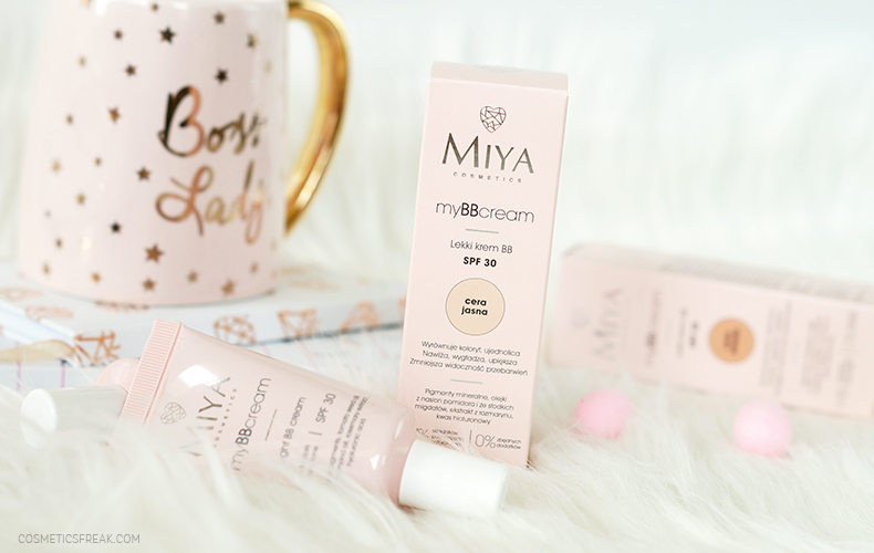 miya cosmetics mybbcream opinia