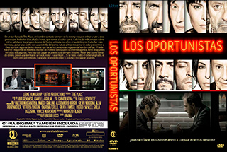 The Place - Los oportunistas - Cover DVD