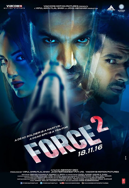 Poster Of Force 2 (2016) Hindi 720p HDTVRip Full Movie Download