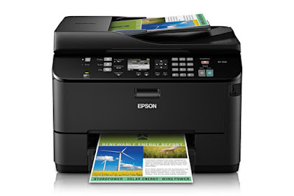 Epson WorkForce Pro WP-4530 Driver Download Windows 10, Mac, Linux