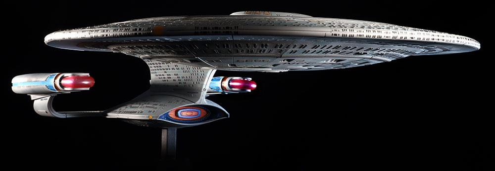 Build the U.S.S. ENTERPRISE NCC-170-D Eaglemoss Collection