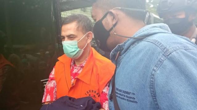 Sogok Penyidik KPK Rp 507 Juta, Wali Kota Cimahi Ajay Akhirnya Masuk Bui Juga