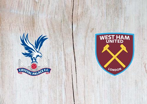 Crystal Palace vs West Ham United -Highlights 26 December 2019