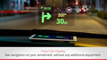 GPS Offline Sygic v15.4.10 + HUD
