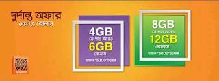 বাংলালিংক ঈদ অফার ২০১৬,বাংলালিংক বোনাস অফার, ১০০% বোনাস,ঈদ অফার ২০১৬,banglalink eid offer 2016, bl 4 gb Internet pack, banglalink 8 gb data pack,4 gb bonus offer, 8gb bonus, ৪ জিবি বোনাস অফার,৮ জিবি বোনাস অফার