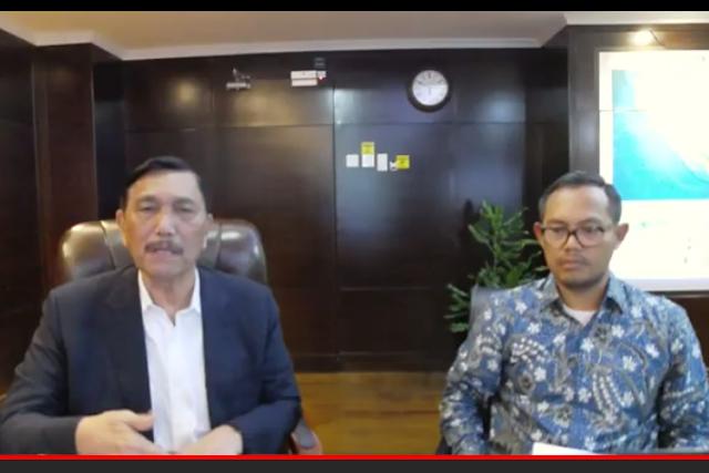 Soal Kedatangan 500 TKA China ke Sultra, Jubir: Pak Luhut Hanya Ingin Melihat Kemajuan Daerah