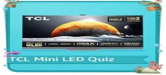 Which layer is present above the Mini LED backlight layer?