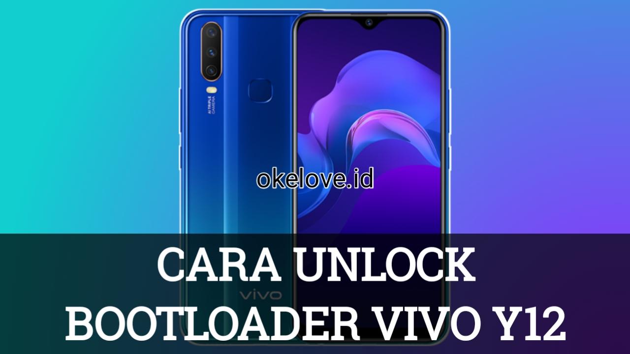 Cara Unlock Bootloader Vivo Y12