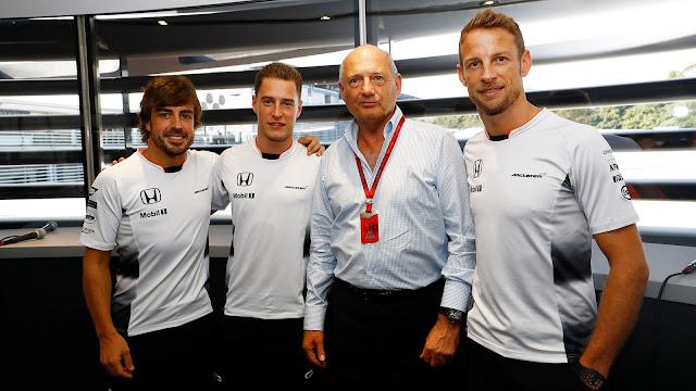 Musim Depan Button Menjadi Tes Driver McLaren