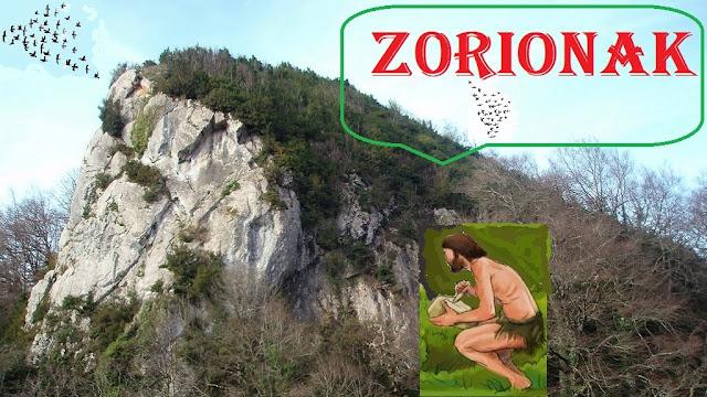 """Un """"zorionak"""" del Neolítico (o anterior)"""