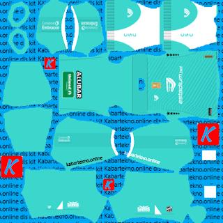 Ceara S.C 2020 GK Away Kit
