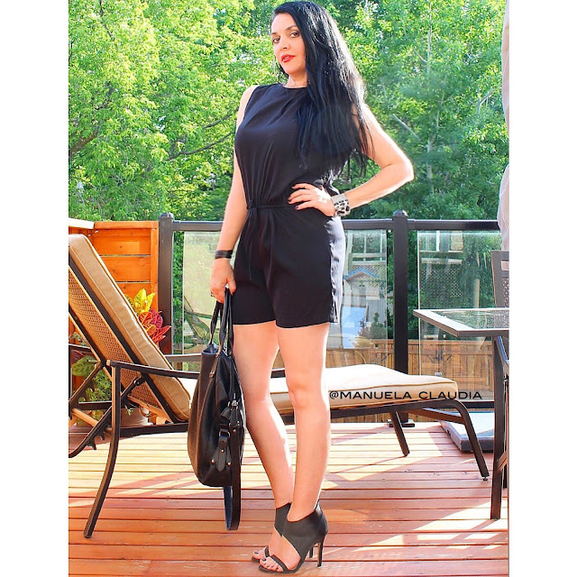 BLACK DRESS, BLACK HIGH HEELS, GLAMOROUS LOOK, TRENDY OUTFITS, SUMMER LOOKS, BEST BLOGGERS, FASHION ICON