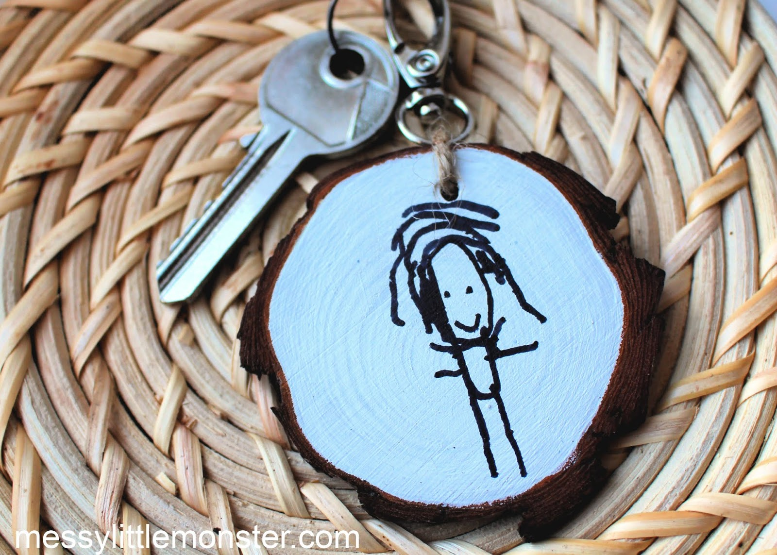 diy keychain craft
