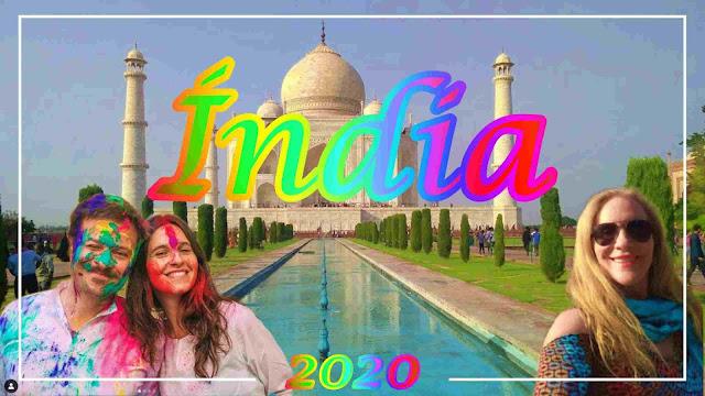 Vem Comigo Para Índia