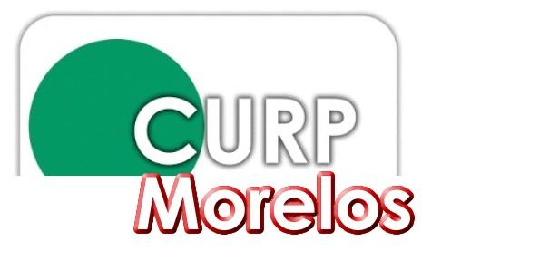 Morelos Curp gratis en Cuernavaca Jiutepec
