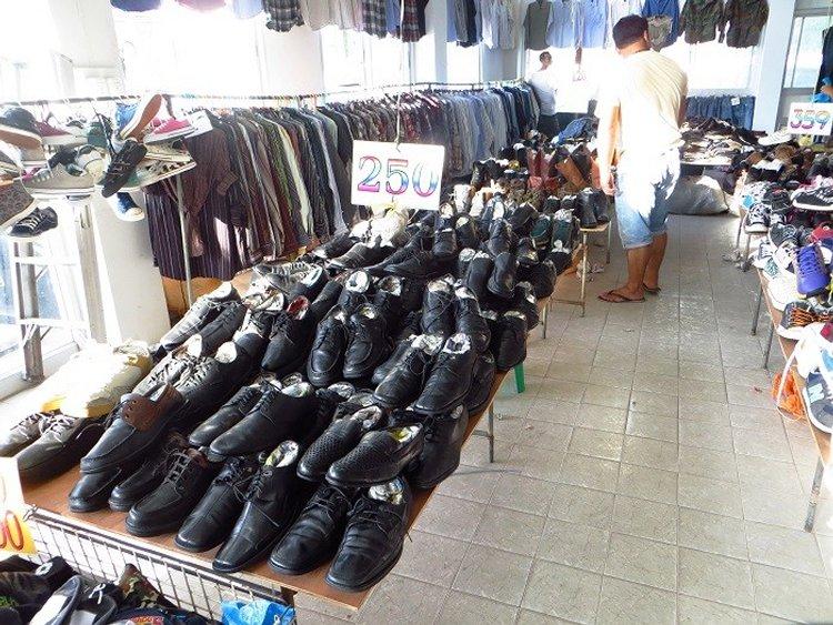 туфли и сапоги