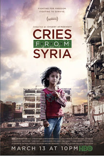 Cries from Syria Documentary Poster