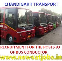 chandigarh+transport+recruitment+2016
