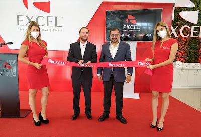 Excel inaugura sala de ventas en Escuintla