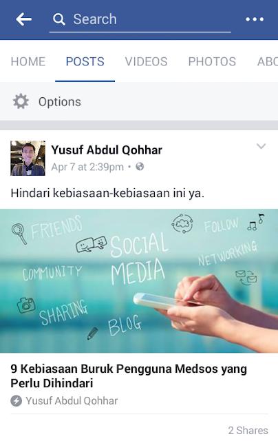 instant articles yusuf abdul qohhar